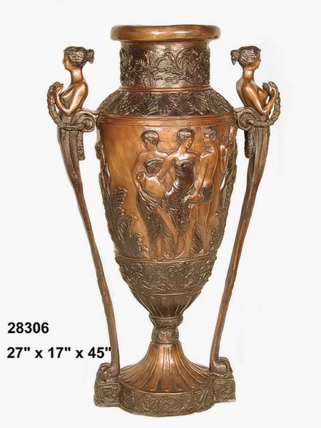 Bronze Urn - AF 28306