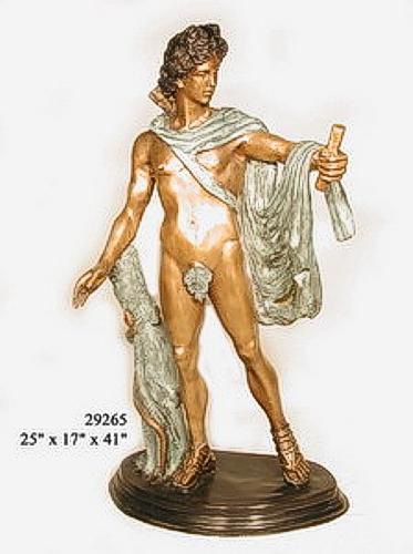 Bronze Roman Statue - AF 29265