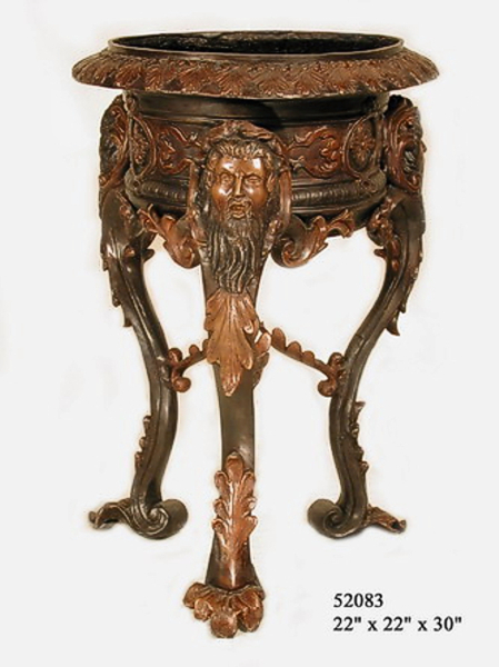 Bronze End Table - AF 52083