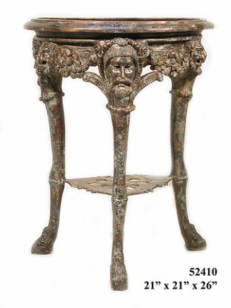 Bronze End Table - AF 52410