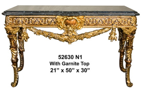 Bronze Console Table - AF 52630N1
