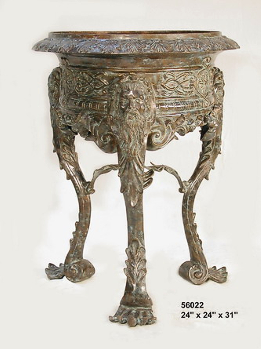 Bronze End Table - AF 56022