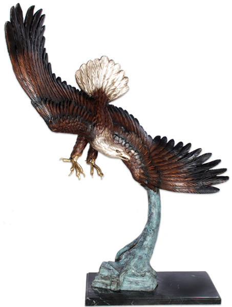 Bronze Eagle Statues | Bird of Prey - AF 57619