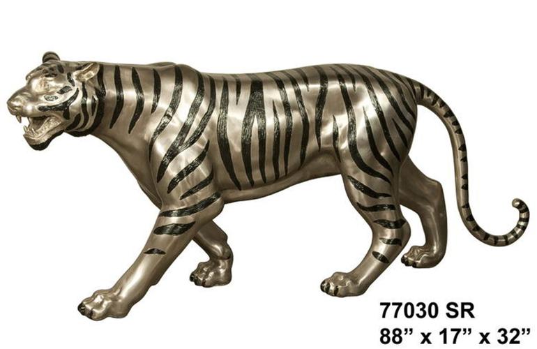 Bronze Tiger Statues - AF 77030 SR