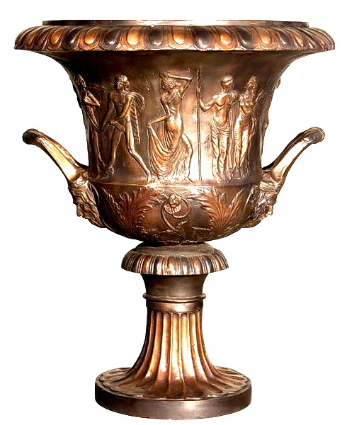 Bronze Incredible Detail Urn - AF 94370BR