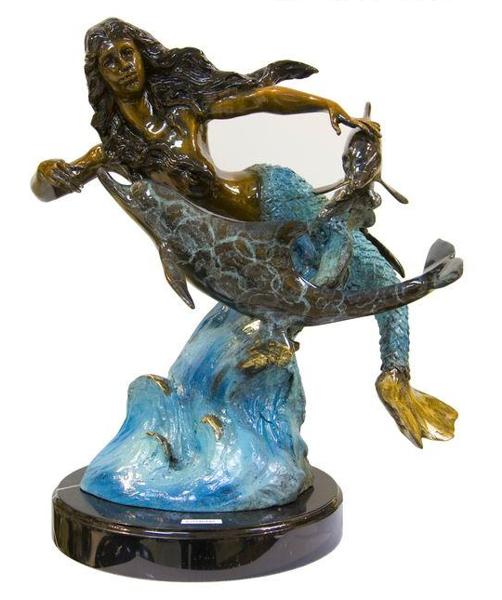 Bronze Mermaid - AF 97070