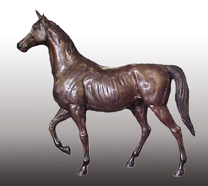 Bronze Horse Statues - PA A-1044