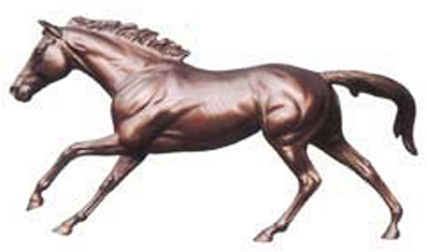 Bronze (Life-Size) Horse Statues - PA A-1187
