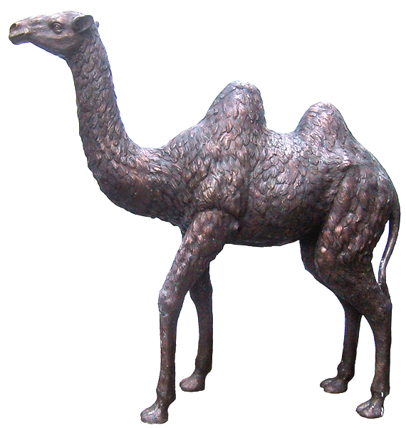 Bronze Camel Statue - DD A-197