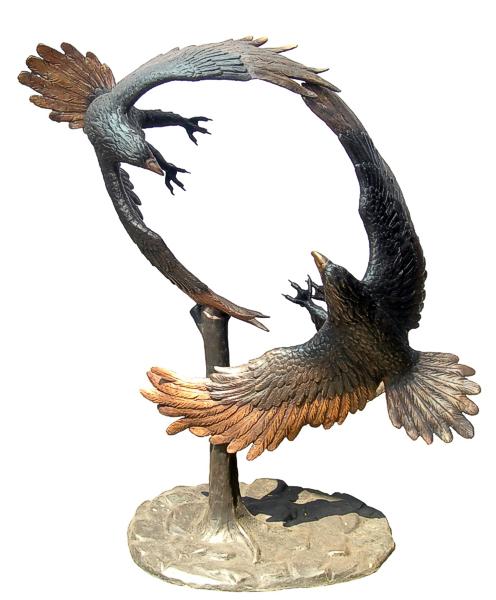 Bronze Eagle Statues | Bird of Prey - DD A-231