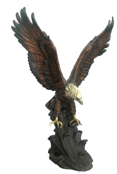 Bronze Eagle Statues | Bird of Prey - DD A-234