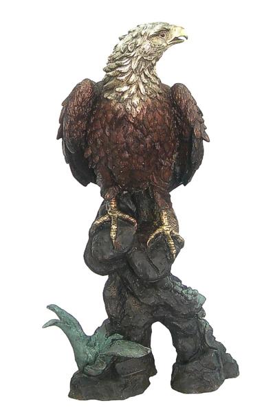 Bronze Eagle Statues | Bird of Prey - DD A-236