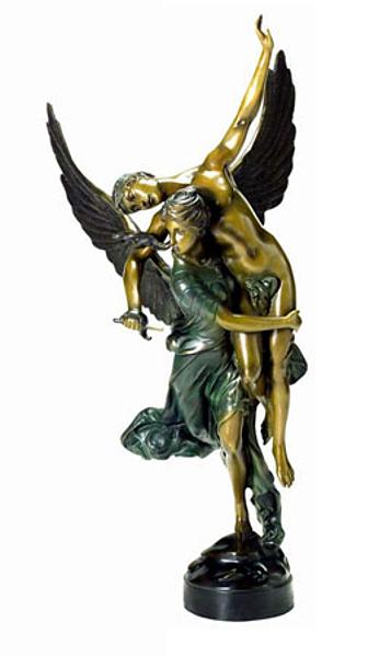 Bronze Angel Statue - DD E-152