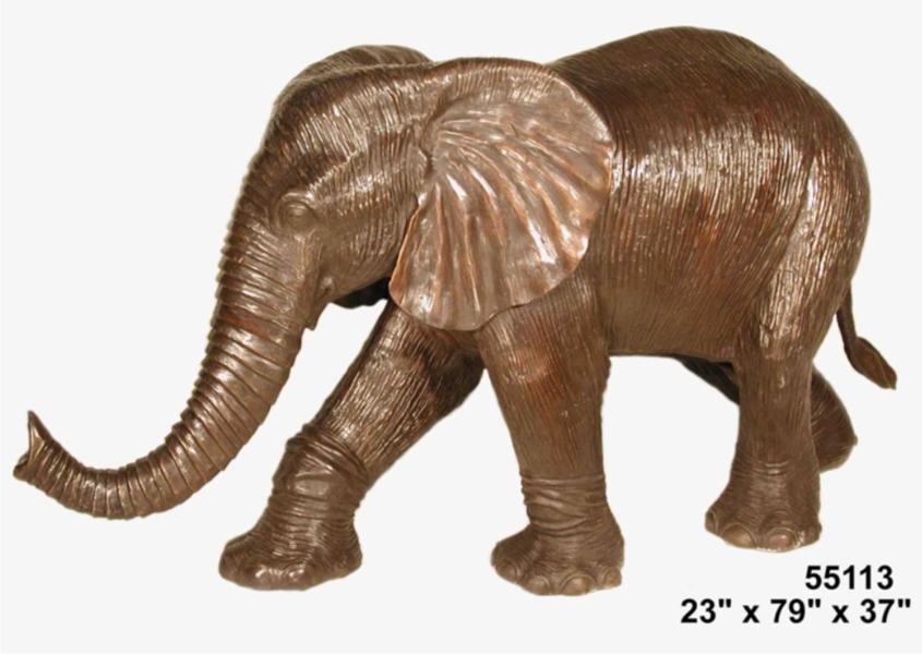Bronze Elephant Statues - AF 55113