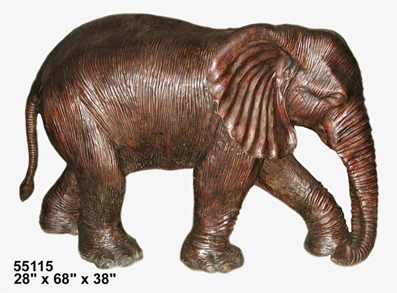 Bronze Elephant Statues - AF 55515